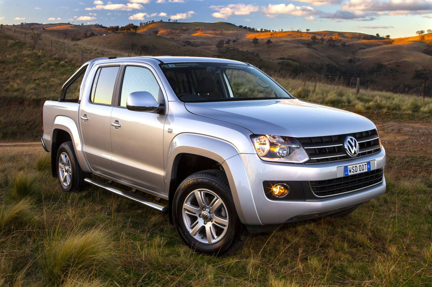 VW Amarok Highline